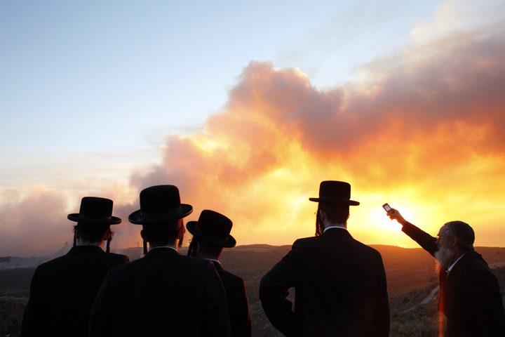 """تأجيل الحكم النهائي لقاصرين اتهما بحرائق """"إسرائيل"""""""
