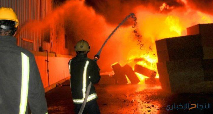 سبع إصابات و40 حادث حريق وإنقاذ