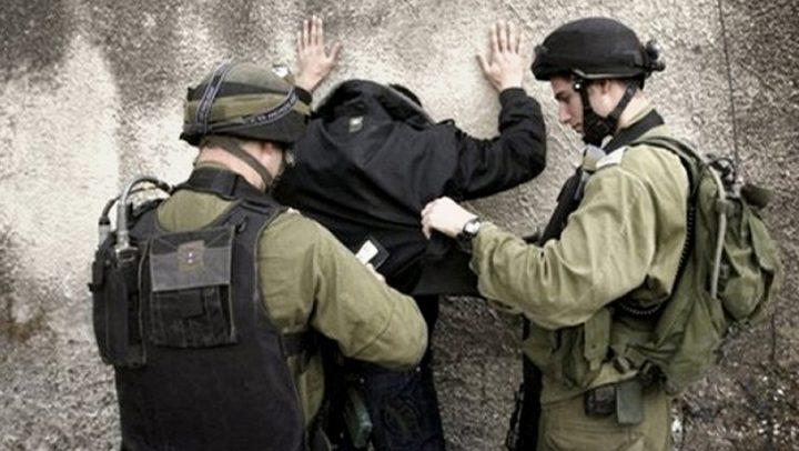 قوات الاحتلال تعتقل شاباً من جبع جنوب جنين