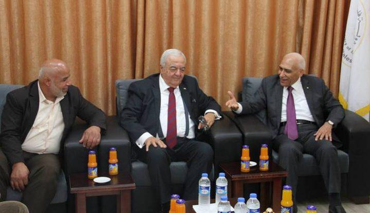 لجنة حصر موظفي وزارة الداخلية تباشر عملها غدا الخميس