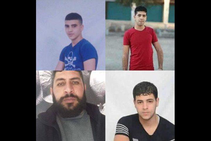 محكمة الاحتلال تصدر أحكامًا بحق أربعة أسرى من بيت لحم