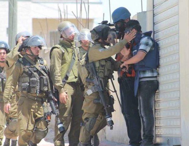 خليفة: حراك لفضح ممارسات الاحتلال ضد المؤسسات الإعلامية