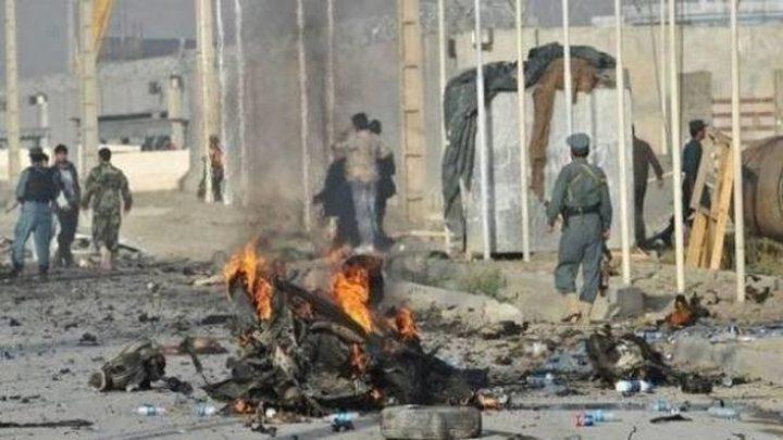 سبعة قتلى في هجوم انتحاري أمام قاعة احتفالات في كابول