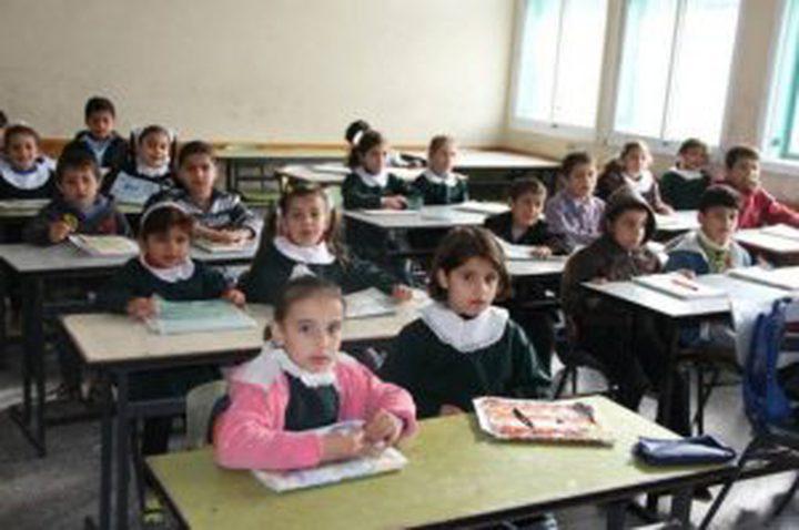 مدرستان فلسطينيتان مهددتان بالهدم من الاحتلال