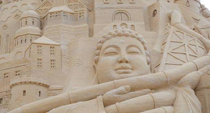 العثور على رفات مؤسس البوذية في الصين