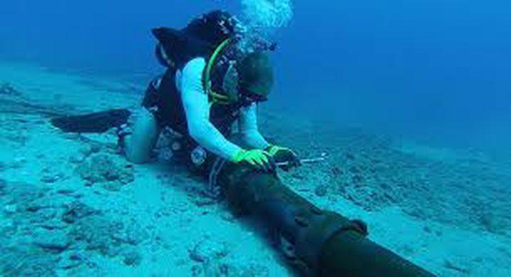 انهاءتركيب الكابل الممدود تحت سطح البحر لشركتي مايكروسوفت و فيسبوك