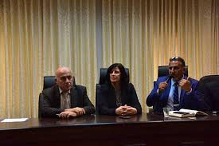"""إطلاق مشروع """"نواة"""" لتحسين واقع النظافة في نابلس"""
