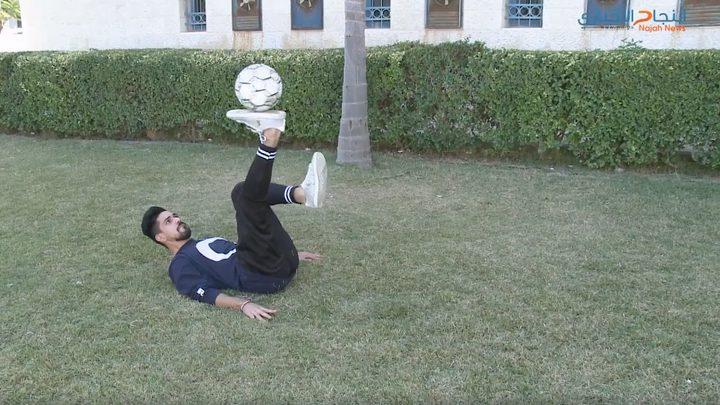 يوسف حواري ممثل بطولة العالم فري ستايل في فلسطين (فيديو)