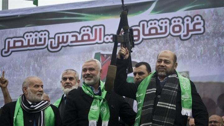 مشروع قانون لعقوبات أمريكية على حماس