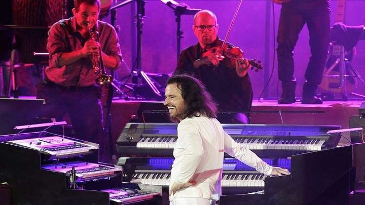 لأول مرة...الموسيقار العالمي يانّي وكاظم الساهر في السعودية