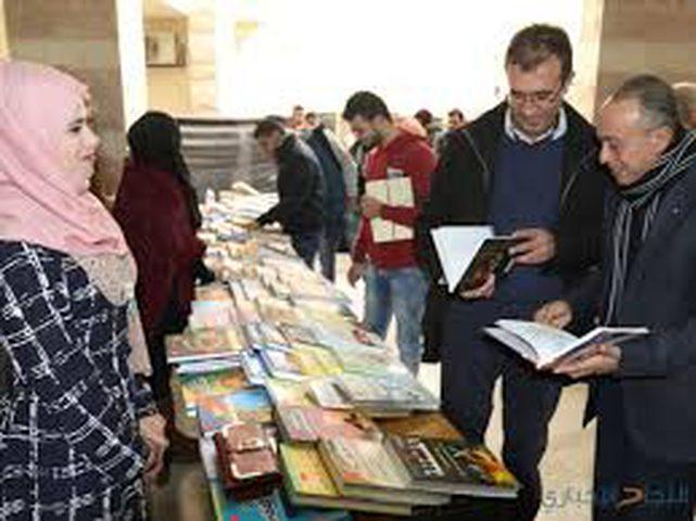 الاسبوع المقبل...معرض للكتاب في محافظة طوباس