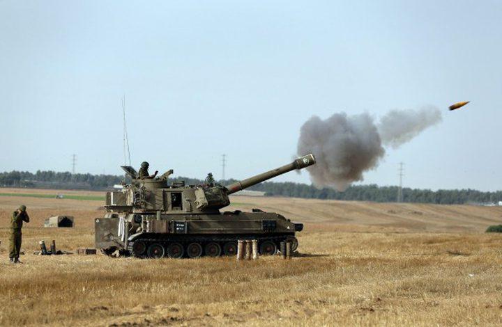 غزة: الاحتلال يستهدف نقطة رصد للمقاومة شرق محافظة الوسطى