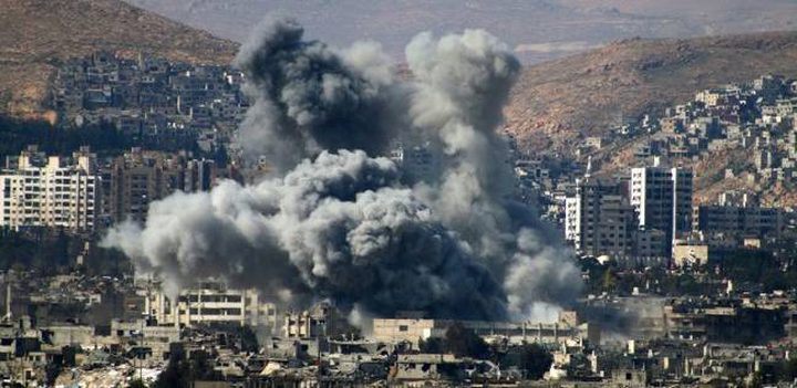 """""""داعش"""" يُفخّخ مباني الرقة قبل انسحابه"""