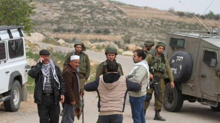رغم الموافقة.. الاحتلال يمنع استكمال فتح سدّة قلقس (صور)