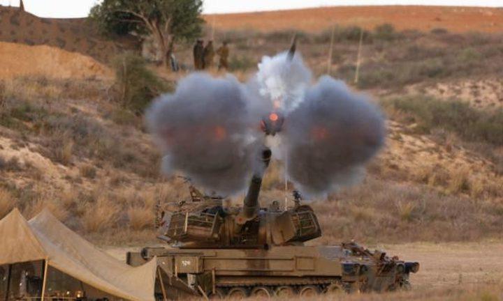 الجيش الإسرائيلي يقصف موقعًا للجيش السوري في الجولان