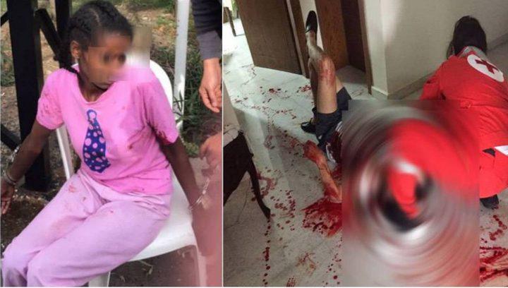 بالسكين عاملة أثيوبية تذبح الزوجة وتغرق الزوج بالدماء... الجيران هجروا المبنى (صور)