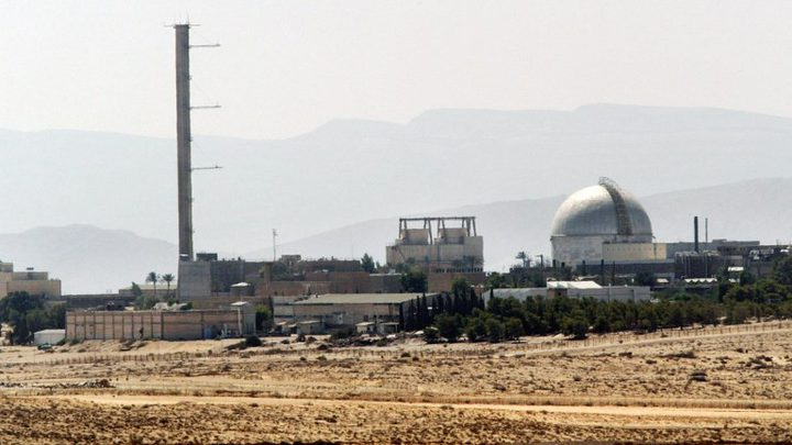 تمديد عمل مفاعل ديمونا حتى 2040.. رغم انتهاء تراخيصه منذ 13 عاماً
