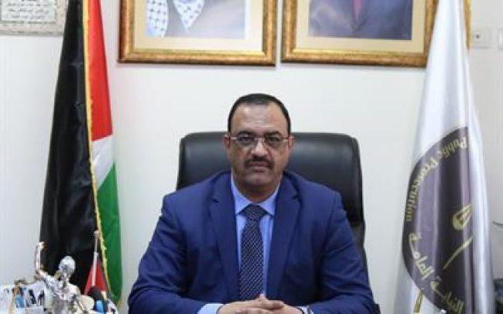 النائب العام يبحث آليات توحيد السلطة القضائية ودعم استقلاليتها في غزة