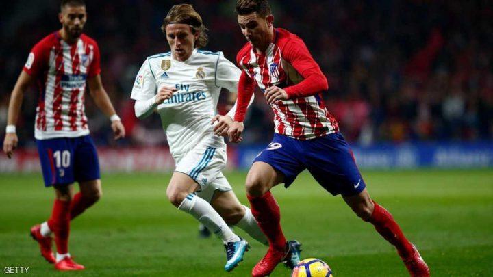 قمة مدريد تنتهي بالتعادل السلبي