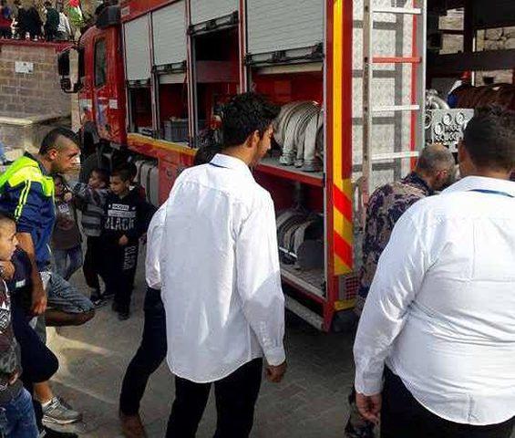 10 إصابات و38 حادث حريق وإنقاذ خلال يوم واحد