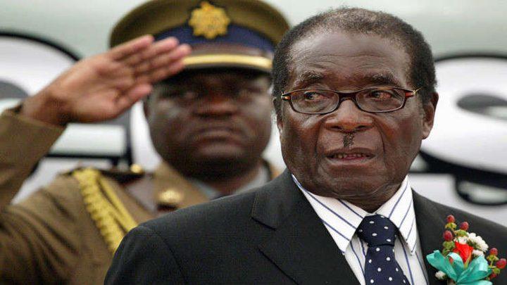 زيمبابوي تعزل الرئيس موغابي