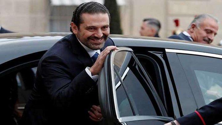 تيار المستقبل: سعد الحريري يزور مصر غدًا
