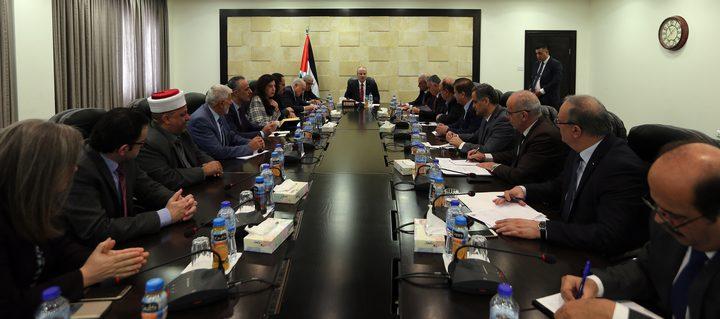 مجلس الوزراء يرفض قرار الخارجية الأمريكية