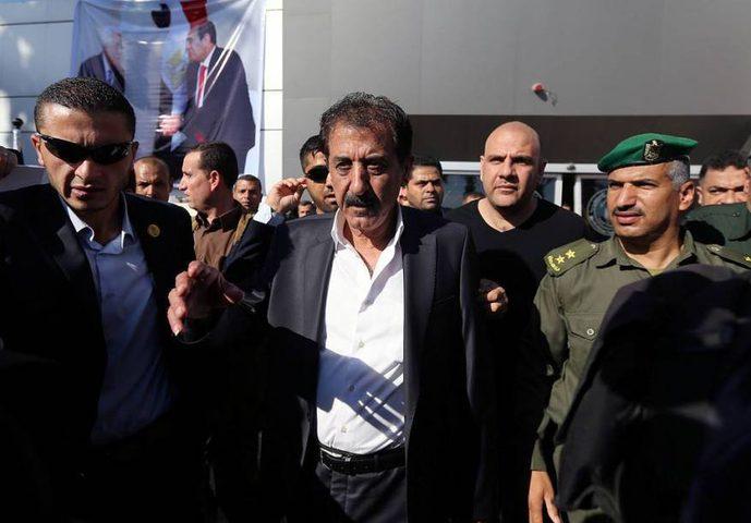 """شحنة خاصة بأمن المعابر تصل """"غزة"""" عبر معبر كرم أبو سالم"""