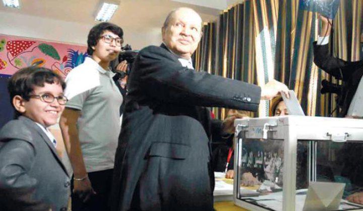 الرئاسة الجزائرية تنفي إعلان بوتفليقة الترشح لولاية خامسة