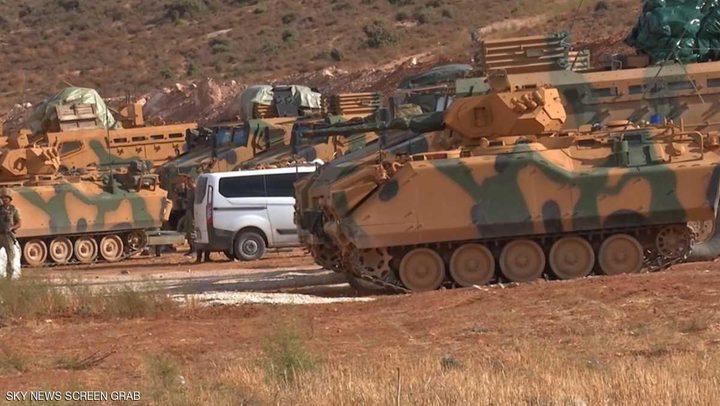 هجوم كردي على موقع عسكري تركي في سوريا