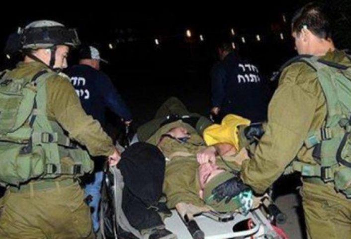 إصابة جندي إسرائيلي في إطلاق نار بسيناء