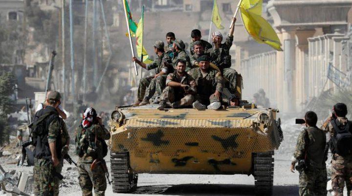 """""""داعش"""" يقترب من النهاية في سوريا والعراق"""