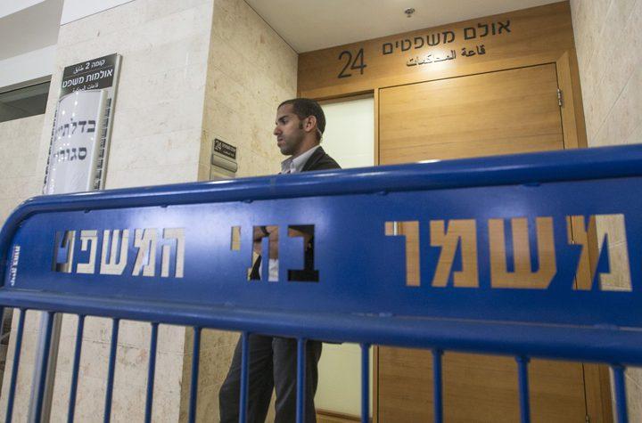 محكمة الاحتلال تصدر 8 قرارات إدارية بحق أسرى