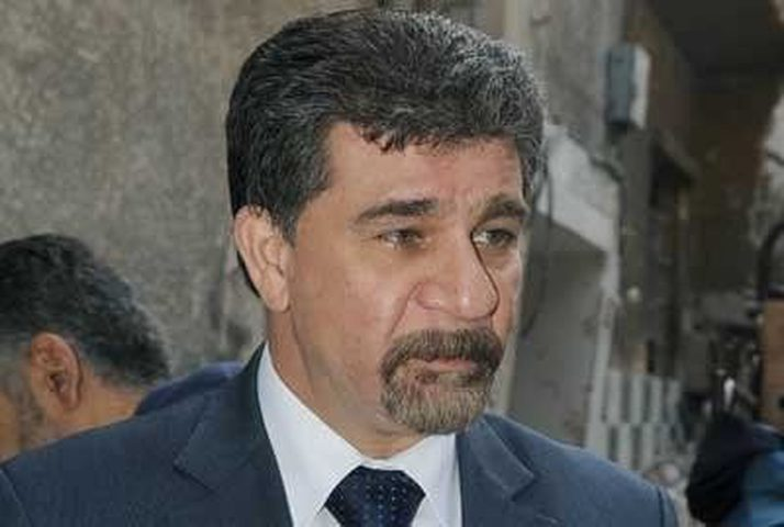 عبد الهادي يبحث مع وزير المصالحة السوري واقع المخيمات الفلسطينية
