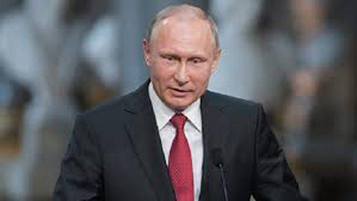 بوتين يبحث مع أمير قطر الأوضاع في الشرق الأوسط