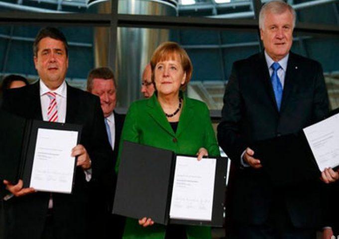 مفاوضات تشكيل حكومة في ألمانيا الى الفشل