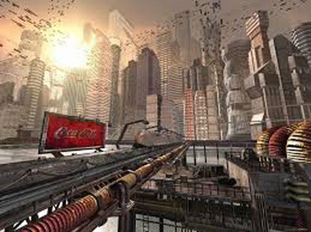 شاب عائد من المستقبل : هكذا سيكون العالم في 2021