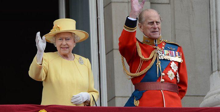 كيف احتفلت الملكة إليزابيث بعيد زواجهما الـ 70