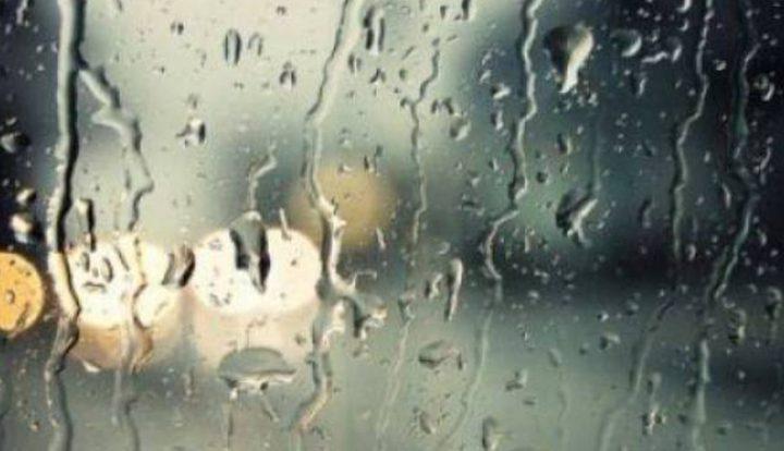 أمطار وانخفاض في الحرارة