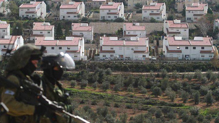 """الاحتلال يصادر 45 دونمًا لصالح مستوطنة """"عوفرا"""""""