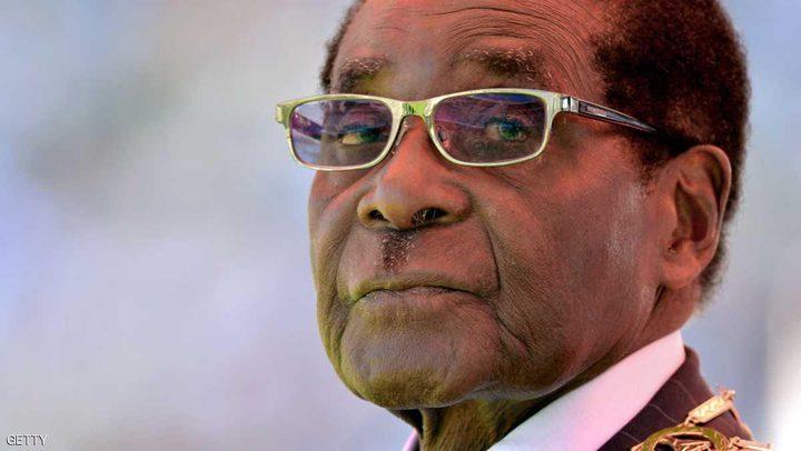 استقالة رئيس زيمبابوي روبرت موغابي