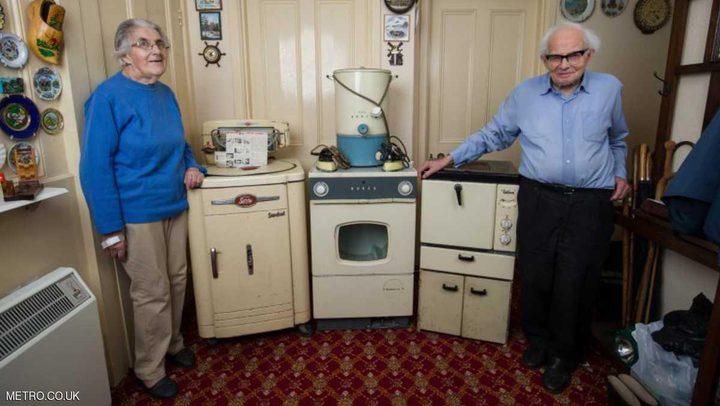 60 عاماً عاما بنفس الأجهزة الكهربائية