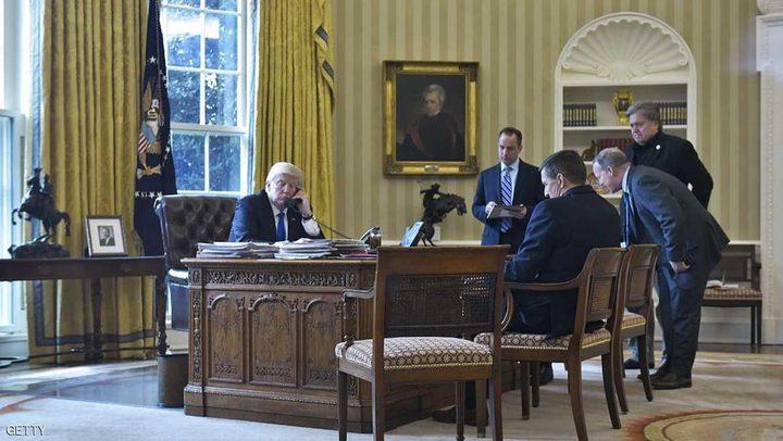 بعد زيارة الأسد لروسيا.. مباحثة هاتفية بين ترامب وبوتن