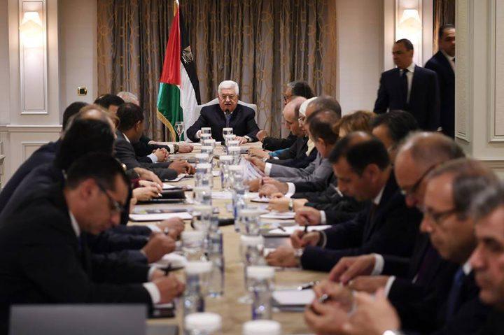 الرئيس يطلع البرلمان الإسباني على التطورات الفلسطينية والإقليمية