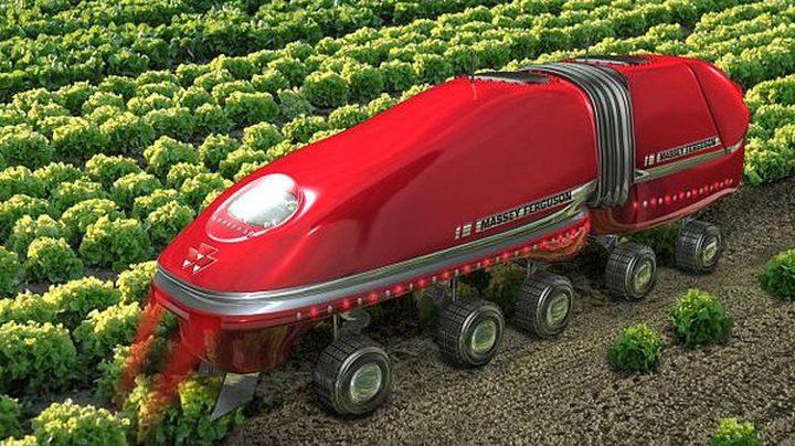 جديد : مزارع آلي يزرع الثمار ويحصدها