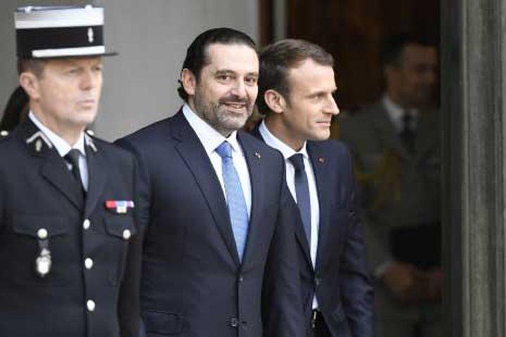 وساطة مصرية – فرنسية لإبقاء الحريري في منصبه