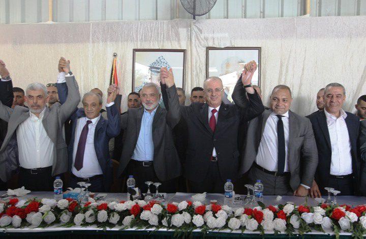 العين إلى القاهرة...وقطار المصالحة يسير
