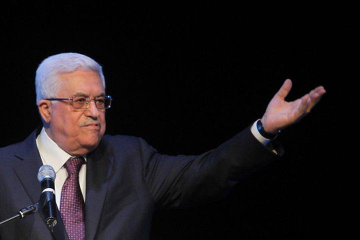 أئمة وخطباء فلسطين يجددون البيعة للرئيس