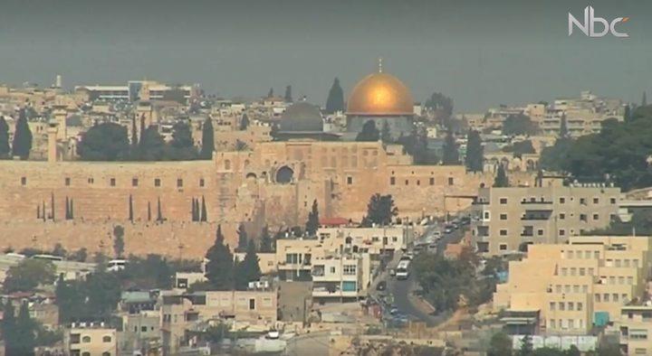 """مخطط الاحتلال لوضع """"تلفريك"""" في القدس"""