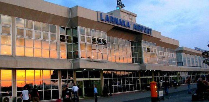السلطات القبرصية تطرد 34 إسرائيليًا من مطار لارنكا